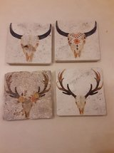 4 tile coasters in Alamogordo, New Mexico