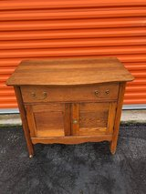 Solid OAK Wash Stand in Cherry Point, North Carolina