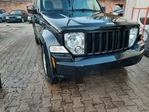 jeep Liberty in Ramstein, Germany