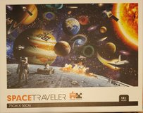Jigsaw puzzle- Space Traveler in Naperville, Illinois