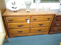Double 6 Drawer Dresser in Naperville, Illinois