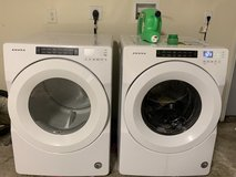 Amana Washer and Dryer set in Beaufort, South Carolina