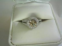 IGL CERTIFIED 1.60CT DIAMOND ENGAGEMENT RING in Fort Bliss, Texas