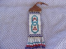 100 year old Navajo bead work in Alamogordo, New Mexico