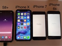 IPhones and S8+ for sale in Ramstein, Germany
