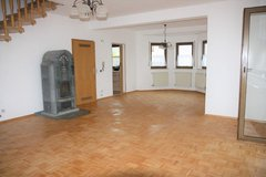 Freestanding House 4 Bedr./ with Garage and Fireplace close to the Castle in Landstuhl in Ramstein, Germany