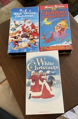 Christmas VHS Tapes in Joliet, Illinois