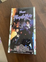 Purple Rain VHS Tape in Joliet, Illinois