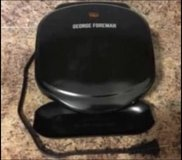 George Foreman Electric Grill and Panini Grill in Camp Lejeune, North Carolina