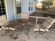 patio set in Beaufort, South Carolina