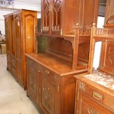 Antique Dresser Cabinet         Article number: 056009 in Ramstein, Germany
