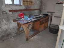 old workbench for sale in Ramstein, Germany