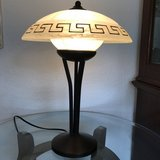 220 V table lamp with 3 bulbs in Wiesbaden, GE