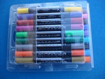 NEW BOX IF 18 ART MARKERS in Plainfield, Illinois