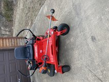 barely used zero turn mower and weed eater in Fort Leonard Wood, Missouri