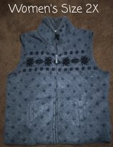 Women's Size 2X Sherpa Vests in Fort Lewis, Washington