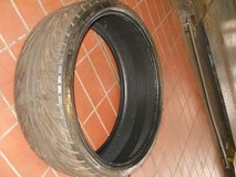 1 tire  255/40R24 very good condition in Baumholder, GE