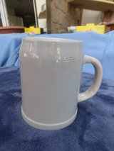 Beer mug, stoneware in Ramstein, Germany