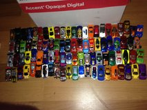 lot of 89 Hot Wheels cars in The Woodlands, Texas