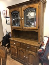 Kitchen Buffet and China cabinet in Naperville, Illinois