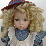 Vintage Dianna Effner Porcelain Doll in Alamogordo, New Mexico