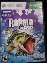 Rapala. For Kinect (Xbox 360) in Rolla, Missouri