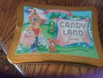 Collectible Candy Land Game  - NEW! in Schaumburg, Illinois