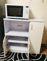 Cabinet with free microwave in Okinawa, Japan