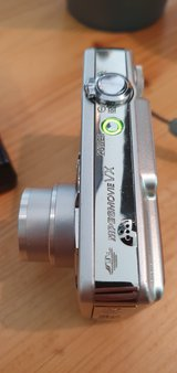 sony cyber-shot dsc-w50 with charger in Baumholder, GE