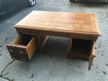 Solid Wood Real Wood Lift Top Coffee Table with Drawer and Cabinet in Westmont, Illinois