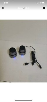iHome iHM76 Rechargeable Mini Wired Speakers in Camp Pendleton, California