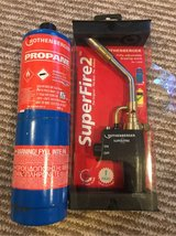 Rothenberger Superfire 2 + gas in Lakenheath, UK