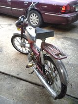 Super Cool, Vintage Pedal Start moped in Spring, Texas