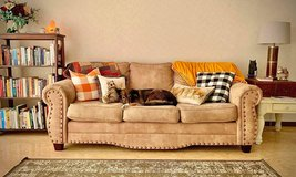 American Couch/Loveseat set in Okinawa, Japan