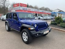 2019 Jeep Wrangler Unlimited Sport S 4×4 in Spangdahlem, Germany