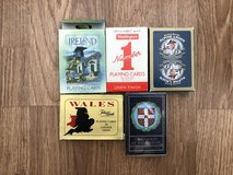 Collection of 5 packs of vintage Cards in Lakenheath, UK