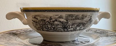 Villeroy & Boch, Audun Ferme Porcelain Dinnerware Collection (Addt'l Photo's #2) in Ramstein, Germany