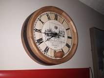 Wall Clock in Fort Campbell, Kentucky