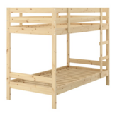 Wood Bunkbed from IKEA in Camp Pendleton, California