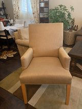 Ethan Allen Swoop Arm Accent Chair in Travis AFB, California