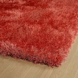 Kaleen Posh Psh01 Rug In Coral-(8' x 10') in Bellaire, Texas