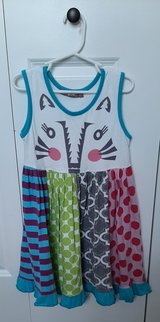 Girls size 6 Jelly The Pug dress in Morris, Illinois