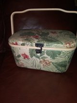 Vintage sewing carry box in Spring, Texas
