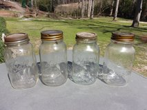 Vtg MASON Jars w/Lids in Warner Robins, Georgia