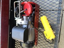 Electric Hoist in Vacaville, California