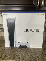 Ps5 disc edition in Kankakee, Illinois