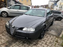 Alfa Romeo 166 2.4 Turbodiesel - just passed inspection in Grafenwoehr, GE
