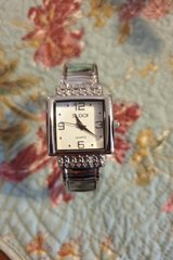 Ladies Art Deco style abalone watch in Baumholder, GE