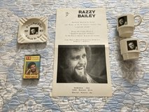 1970's Razzy Bailey collection in Warner Robins, Georgia