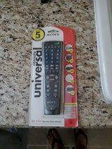 Sony Universal Remote-New in Kingwood, Texas